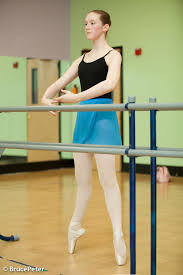 Bondage ballet dancer fetish