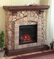 electric fireplace stone modern stone framed electric fireplace with transpa glass door and hardwood fireplace mantel