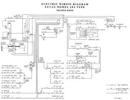 lucas wiring harness auto electrical wiring diagram lucas commando main wiring harness directions