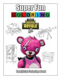 Fortnite Coloring Pages Super Fun Coloring
