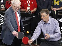 Diese kleine Frage von Warren Buffet hat Bill Gates komplett zum Umdenken  bei Microsoft bewegt - Business Insider