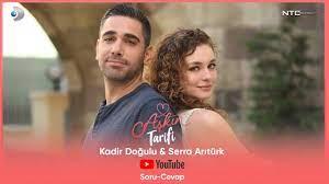 Kadir Doğulu & Serra Arıtürk - Sorularınızı Yanıtladı. - YouTube