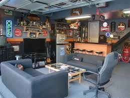 Garage Envy: 7 Ways to Create a Magnificent Man Cave