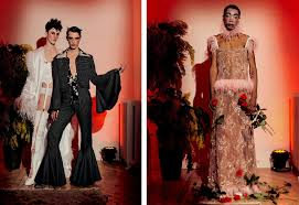 Fashion Designer Stereotypes The Spanish Designer Subverting Gender Stereotypes Another