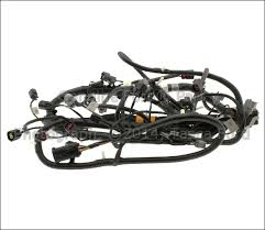new oem main engine wiring harness 2005 2006 ford f250 f350 f450 Ford F-150 Radio Wiring Diagram image is loading new oem main engine wiring harness 2005 2006