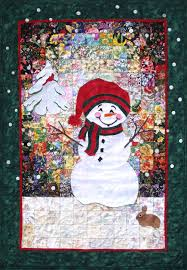 "Let It Snowman"" Watercolor Quilt Kit – Whims & This cheerful fun-loving *Snowman* offers you happiness….reminding you of  the times when you built your OWN snowman! It's a winter wonderland snow  globe ... Adamdwight.com"