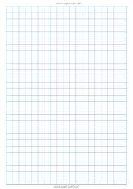 Printable Blank Graph Paper Blank Graph Paper Printables And Menu 15