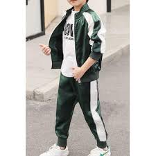 Zumeet Kids Boys Lovely Fashionable <b>Two Piece Winter Set</b>