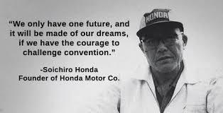 Soichiro Honda History Of Honda Motor Co In America Autonation Honda Costa Mesa