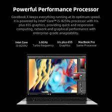 Máy Tính Bảng CHUWI CoreBook X Độ Phân Giải 2K 14Inch Intel Core I5-8259U 4  Nhân RAM 8GB SSD 512GB bàn Phím Có Đèn Nền Windows 10 Laptop / máy tính  xách tay