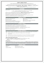 Cover Letter Engineering Extraordinary Sample Resume Computer Science Engineering Fresher Feat Best
