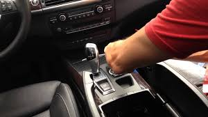 BMW E70 X5 - <b>Center Console</b> Trim Removal & Installation (1 of 2 ...