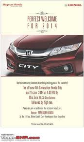 new car launches of 2014Honda City  Official Review  Page 21  TeamBHP