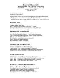 My Resume Deanna Wilson Llc