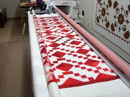 Under Quilted Covers: A Red & White Quilt Comes My Way & A Red & White Quilt Comes My Way Adamdwight.com