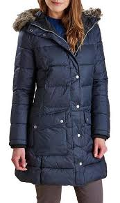 Barbour Ladies Buoy Quilted Padded Jacket - Black LQU0561BK11 ... & Barbour Ladies Buoy Quilted Padded Jacket - Black LQU0561BK11 Adamdwight.com