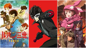 2017 Spring Anime Chart Your Spring 2018 Anime Guide Updated