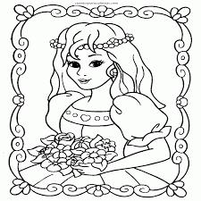 Imprimir Dibujos Para Colorear De Barbie