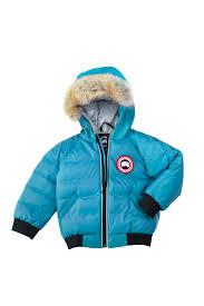 CQN57 OmniShield Canada Goose Fur Kinderen Children B Xp siB Baby Elijah  blue Bomber Outlet Net