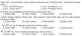 Kak pliss bantu ya ini penilaian akhir semester. Kisi Kisi Soal Dan Kunci Jawaban Pai Smp Kelas 8 Semester Genap Kurikulum 2013 Didno76 Com