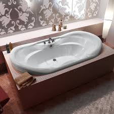 extra deep whirlpool bathtub. 4170i indulgence drop in soaking bathtub deep whirlpool bath clean extra