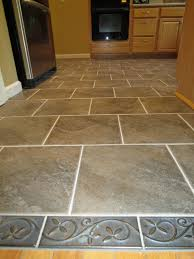Ceramic Tile Kitchen Floor Kitchen Tile Floor Ideas