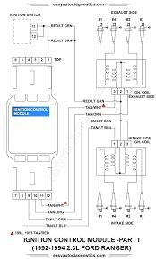 chrysler ignition wiring diagram l ford ranger ignition control