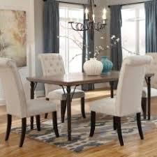 gorgeous ideas ashley dining room table and chairs signature design tripton 5 piece rectangular tripton5 set