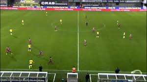 Zulte-Waregem 1 - 4 Waasland-Beveren [13.09.2014 Highlights] - YouTube