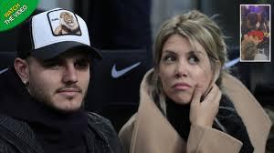Mauro Icardi's wife Wanda Nara gets racy new tattoo in private area