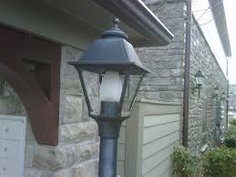 famous outdoor gas lamps