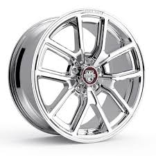 5x120 Bolt Pattern New Centerline 488C MM48 48X4848 Chrome Plated Forged Wheels 48X148 Bolt