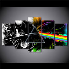 >pink floyd wall art panel picture print on canvas home decor ash  pink floyd wall art panel picture print on canvas home decor ash wall decor