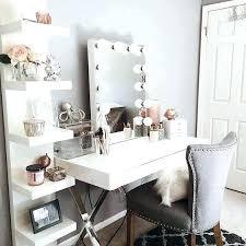 makeup vanity lighting ideas. Makeup Vanity In Master Bedroom Ideas With Lights Gallery Lighting N