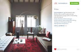 10 home decor instagram accounts to follow | Home & Decor Singapore