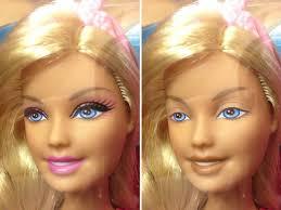 you how to makeup like barbie