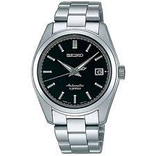 watches seiko sarb033 mechanical automatic stainless steel men s watch black