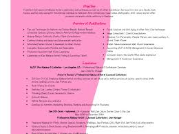 Cosmetologist Resume Creative Cosmetology Resume Cover Letter Template Design 84