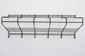 Wire Coat Rack Friso Kramer Black Wire Wall Mount Coat Rack For T' Spectrum 2
