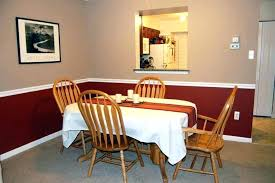 dining room chair rail dining room paint ideas with chair rail dining room chair rail dining