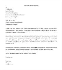 Refernce Letter Template Free Reference Letter Templates 24 Free Word Pdf Documents
