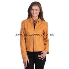 uk women s jackets blazers designer signature modern flair yellow leather jacket ecuador yellow lu17272354