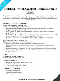 Dental Assistant Objective For Resume dental assistant resume objective foodcityme 97