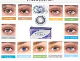Color Contacts In 2019 Colored Contacts Prescription