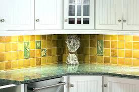 decorative kitchen tiles yellow kitchen tiles decorative handmade fireplace weaver tile bright decorative kitchen wall tiles