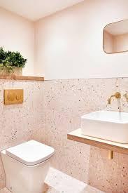 Porém, dependendo do tipo de porcelanato ele será mais indicado para áreas molhadas, como banheiros, ou áreas externas, como piscinas. Granilite Marmorite E Terrazzo 61 Ideias Apaixonantes Na Decor