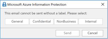 Overview Of Sensitivity Labels Microsoft Docs