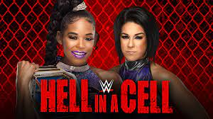 WWE Hell In A Cell 2021 Preview: UK Start Time, Matches, Live Stream