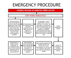 Emergency Procedure Flow Chart Bainbridge