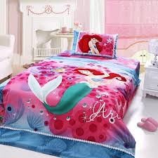 freely match little mermaid bedding setyou can choose cushion cover intended for brilliant property the little mermaid bed set plan